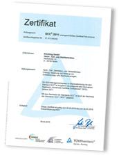 2klein-scc-zertifikat-2019