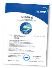 WHG-Zertifikat April 2021